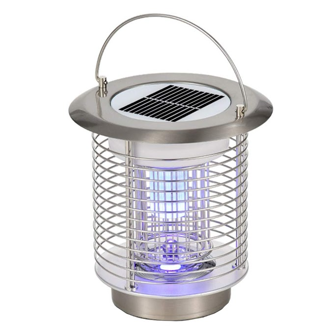 Top 5 Best Solar Mosquito Zapper For Home And Garden