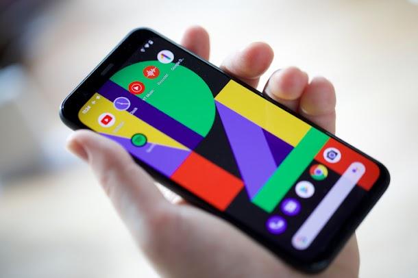 Spesifikasi dan Harga Google Pixel 4 XL