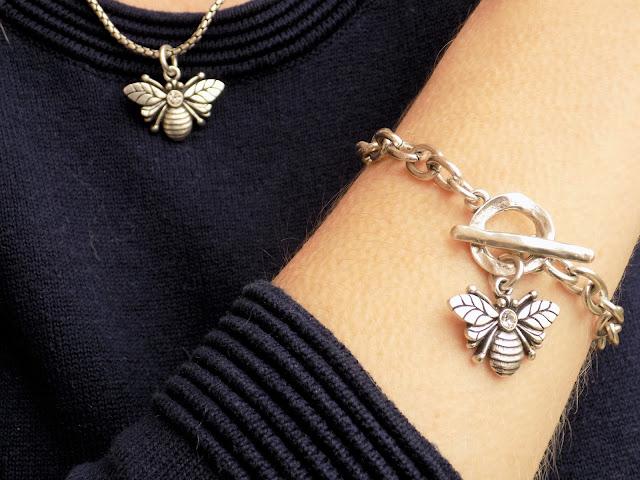 What Lizzy Loves, Danon Bee bracelet
