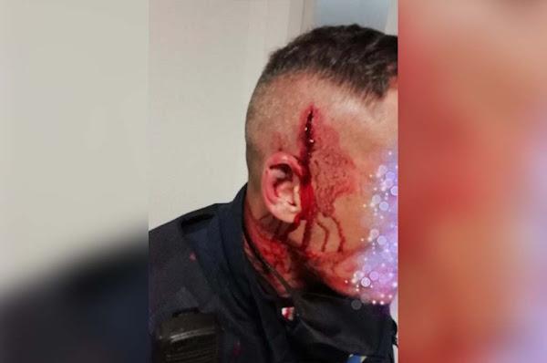 Violences urbaines à Bourgoin-Jallieu : tirs de mortiers d'artifice et jets de pavés, deux policiers blessés
