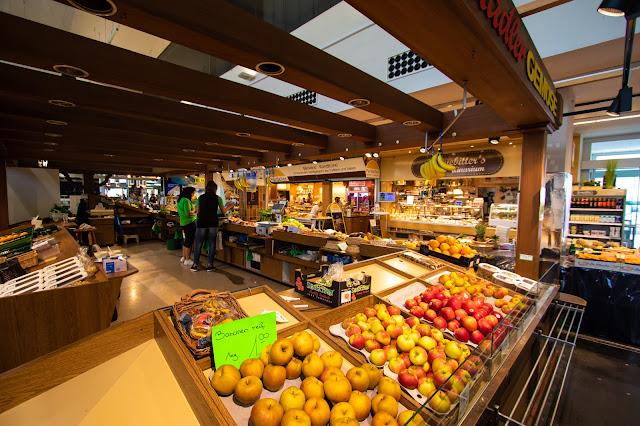 Market hall-Innsbruck