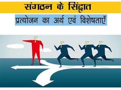 प्रत्यायोजन का अर्थ एवं विशेषताएं |प्रत्यायोजन का अर्थ बताइए|Delegation Explanation in Hindi