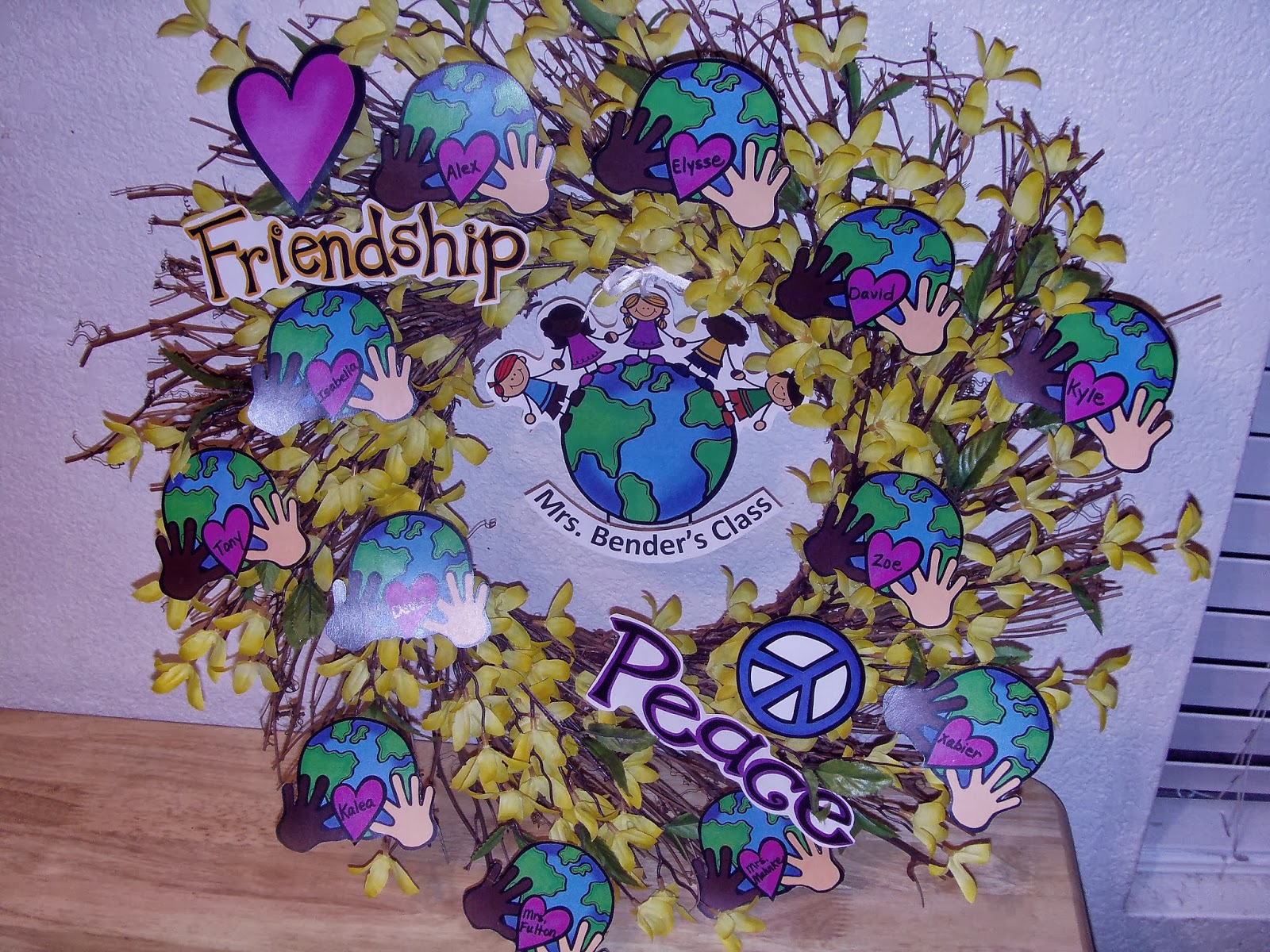 solar system wreath - photo #7