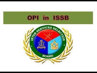 OPI Test in ISSB