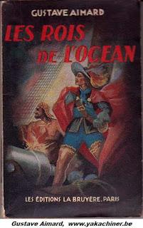 Gustave AIMARD, les rois de l'océan