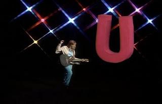 Melissa Etheridge sings Like the Way U Does. Sesame Street All Star Alphabet