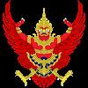 Logo Gambar Lambang Simbol Negara Thailand PNG JPG ukuran 100 px