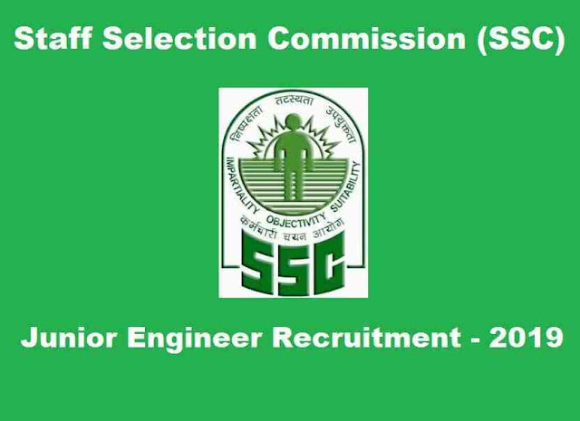 SSC JUNIOR ENGINEER 2019-20: COMPLETE SYLLABUS