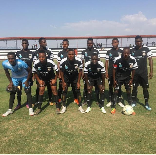 GWAMBINA YAJIMWAMBAFAI KUIFUNGA AFC