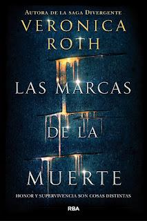 Las marcas de la muerte   Las marcas de la muerte #1   Veronica Roth
