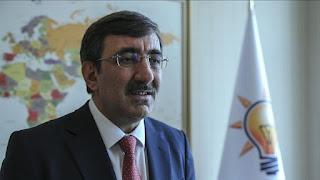 حزب العدالة والتنمية: تركيا تعمل على حل الأزمة السورية سياسيا