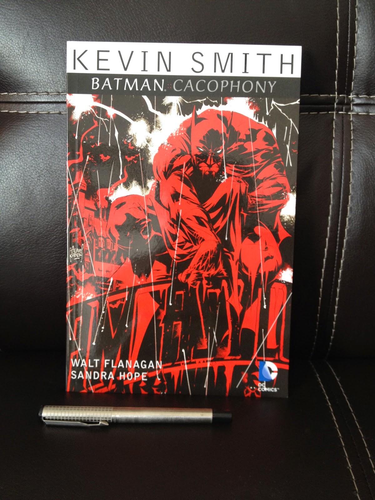 Batman: Cacophony version TPB