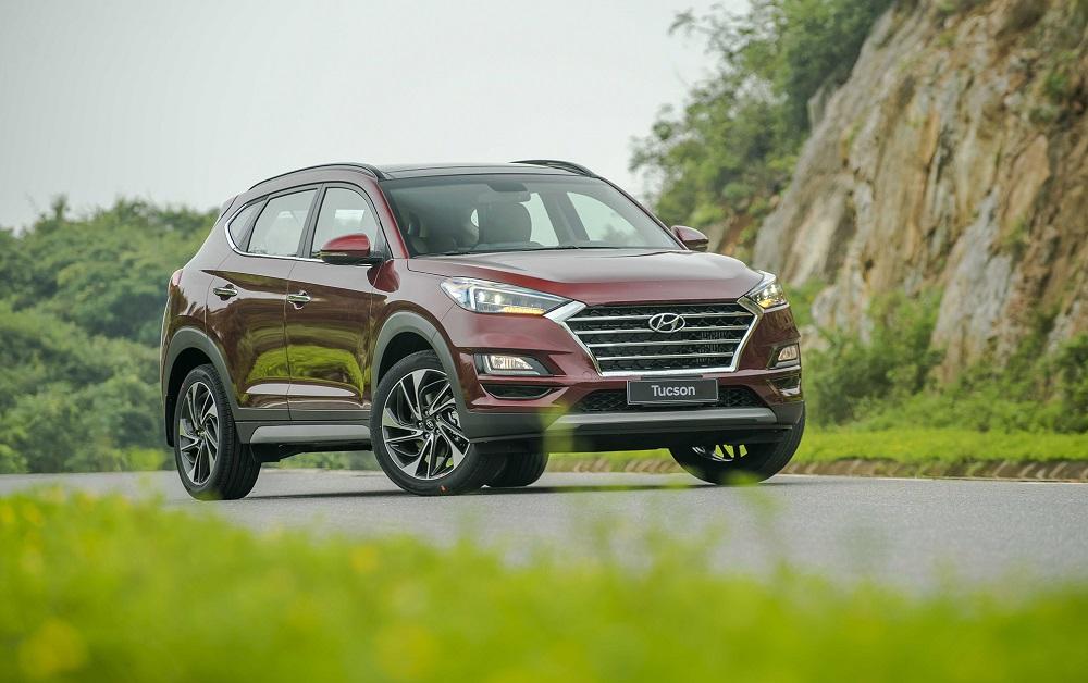 Hyundai Tucson surpasses 1 million sales in the U.S.