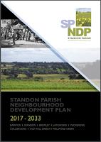 Cover of Standon Neighbourhood Plan