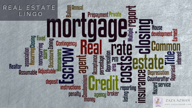 Real estate lingo Buyers remorse after purchasing house