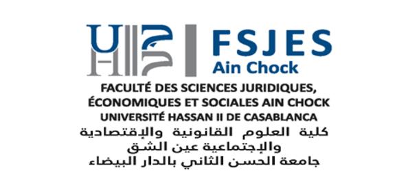 Masters et Masters spécialisés de la FSJES Ain Chock Casablanca 2019-2020