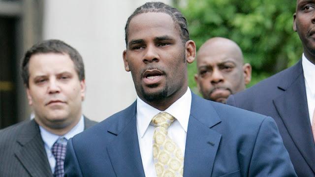 R. Kelly's sales soar 500 Percent after guilty sex crimes verdicts