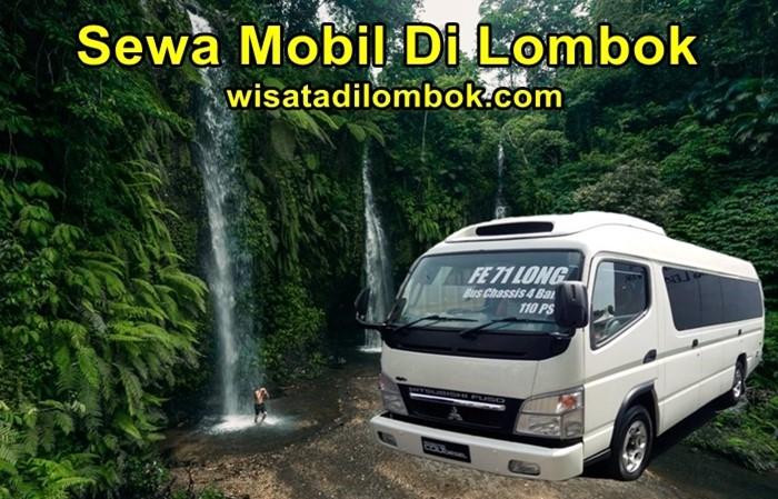 Jasa Rental Mobil ELF Di Lombok