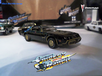 Greenlight Hollywood's 1980 Pontiac Firebird T/A