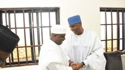 Saraki, Tambuwal Are Scared Of President Buhari - Tinubu