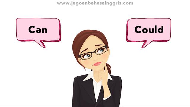 Penggunaan Can dan Could dalam Bahasa Inggris dan Contoh Kalimatnya Penggunaan 'Can' dan 'Could' dalam Bahasa Inggris dan Contoh Kalimatnya