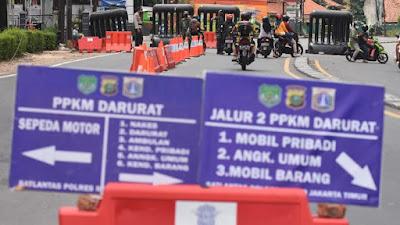Diperpanjang Lagi, 6 Wilayah di Lampung Terapkan PPKM Level 4