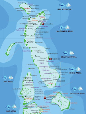 Geografi Maldives, Surga Mengapung di Samudera Hindia