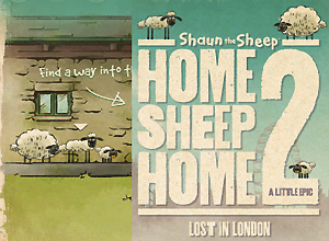 Home Sheep Home 2 Lost in London