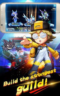 Spirit Monster Legends Mod APK + OBB + Official APK Full Android Game Free Download - wasildragon.web.id