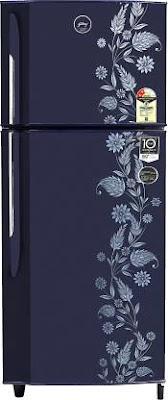 Godrej 236 L Double Door Inverter Refrigerator (RF EON 236B)