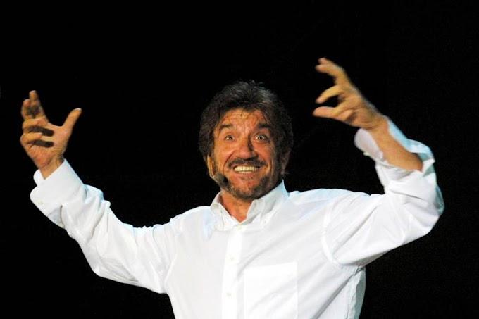 E' morto Gigi Proietti: oggi aveva compiuto 80 anni