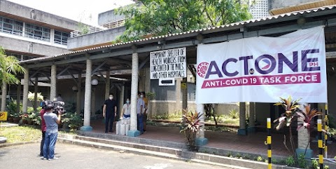 UP NISMED Hostel Serves as Temporary Shelter for Health Frontliners Fighting Against Pandemic