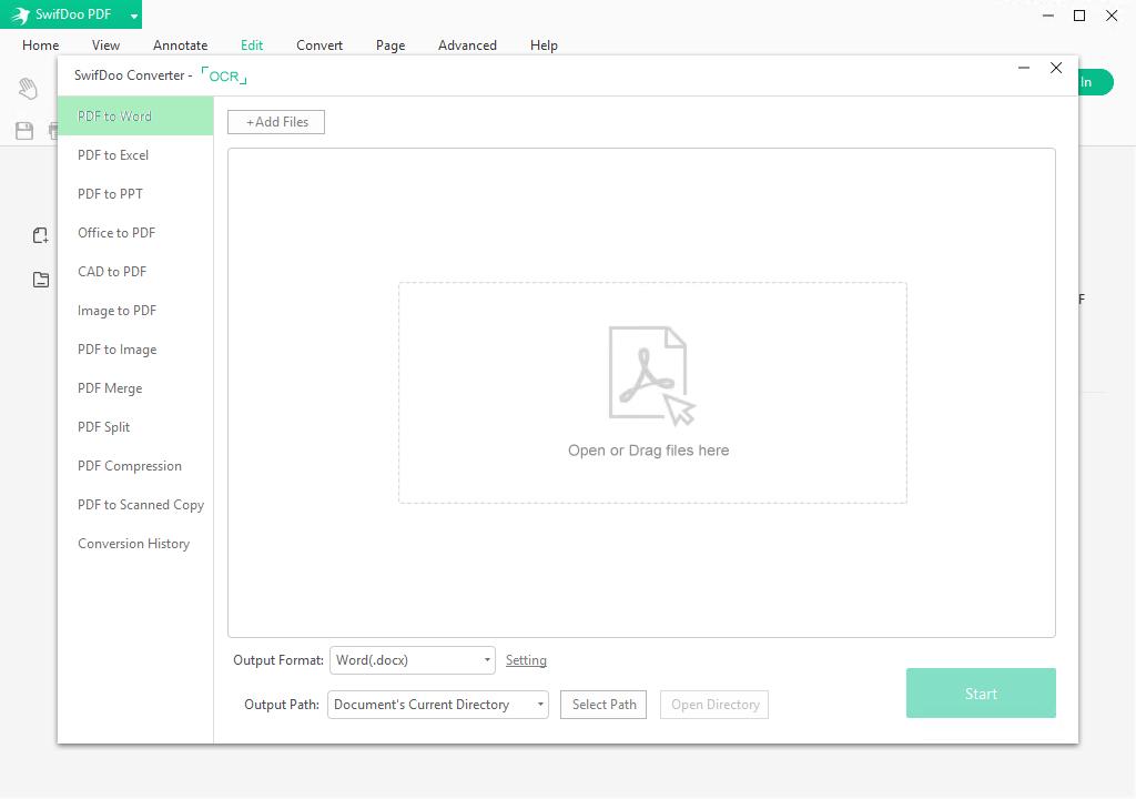 SwifDoo PDF 1.0.0.1