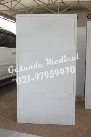 Lemari Instrument 2 Pintu  Toko Medis Jual Alat Kesehatan