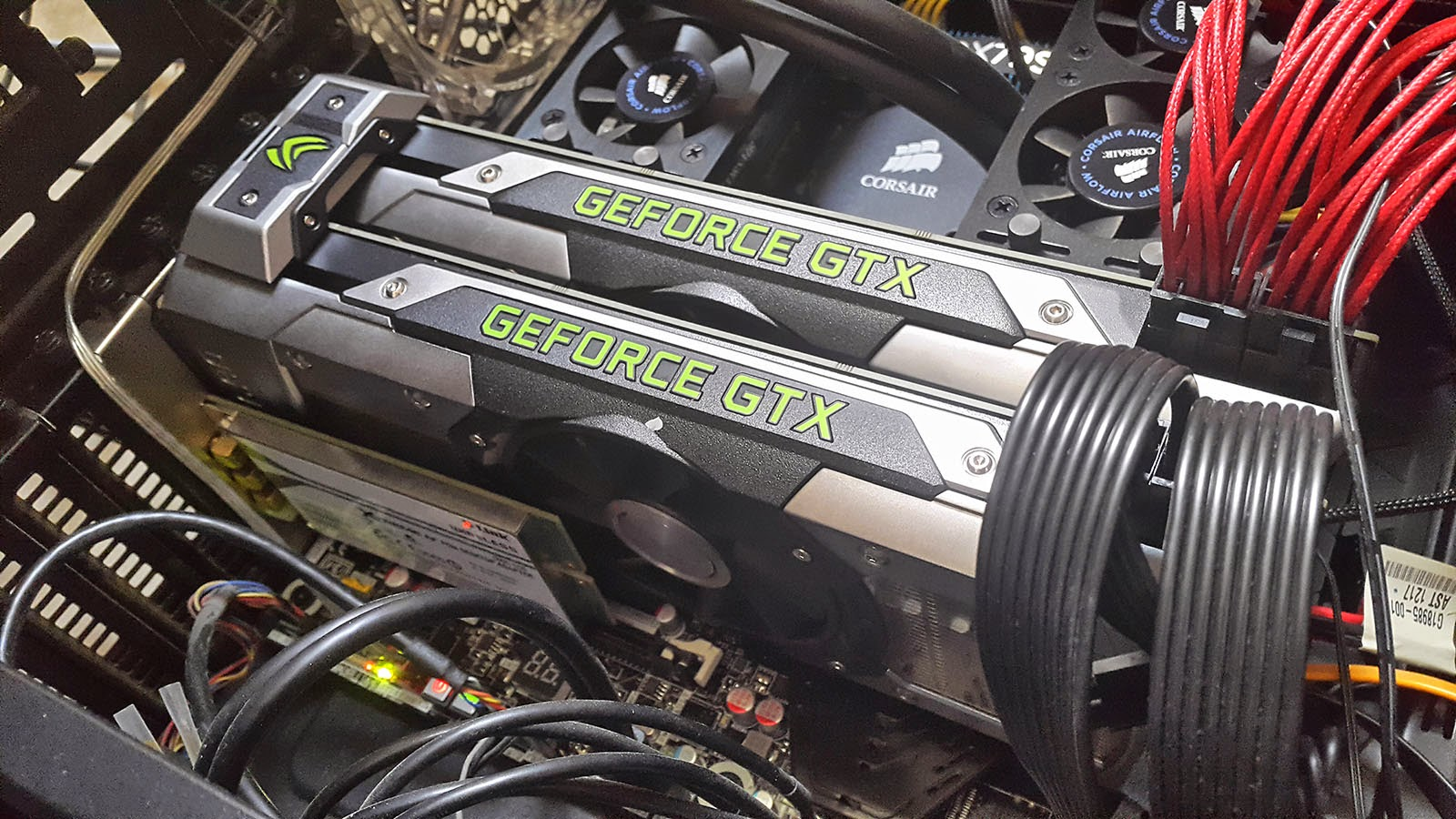 NVIDIA GeForce GTX 690 (x2) - Quad SLI