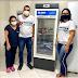 COSERN doa ao município de Areia Branca refrigerador científico para armazenamento de vacinas