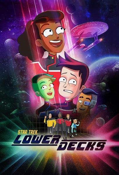 Star Trek Lower Decks Temporada 1