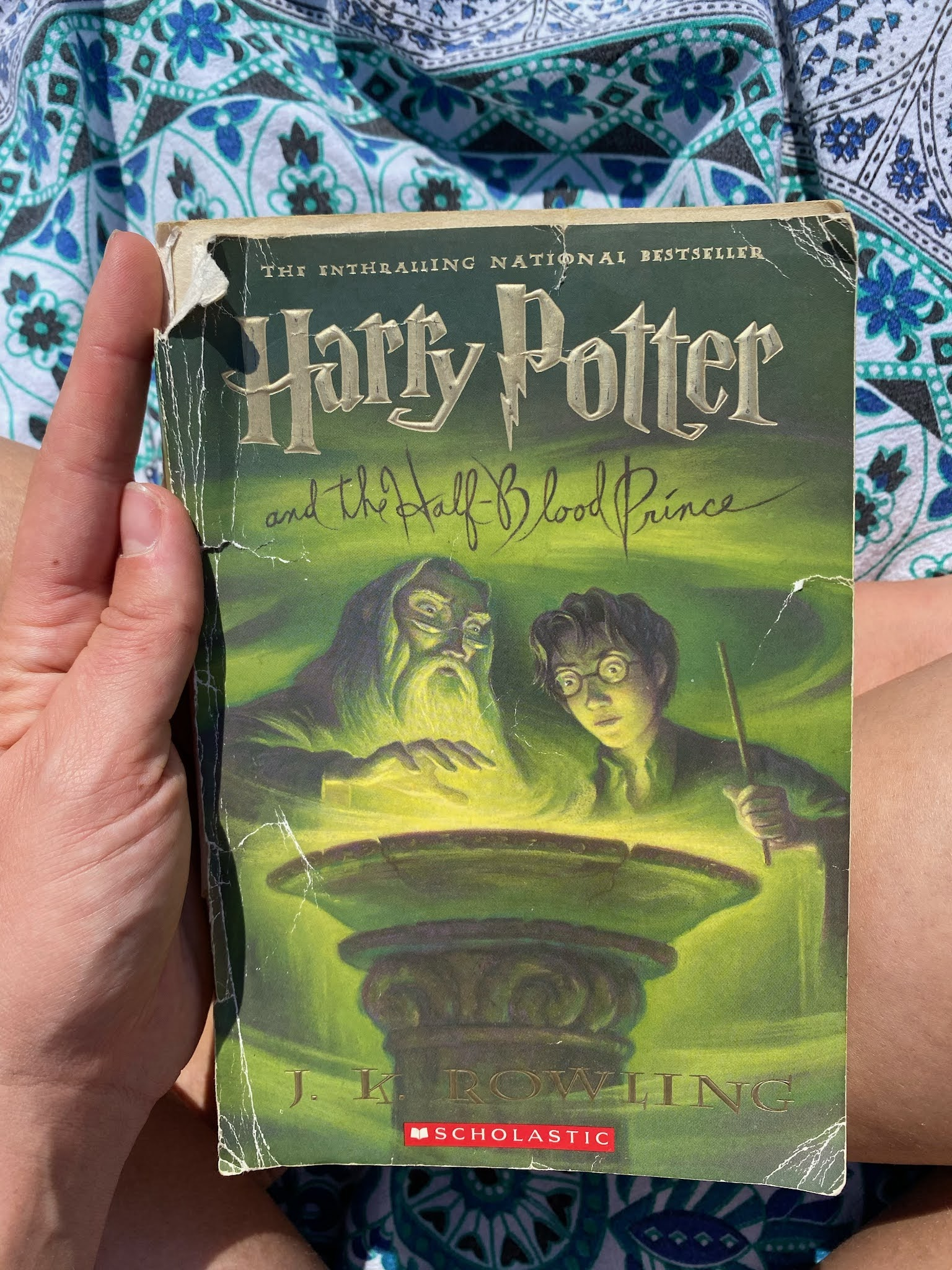 Harry Potter and the Half Blood Prince | www.biblio-style.com