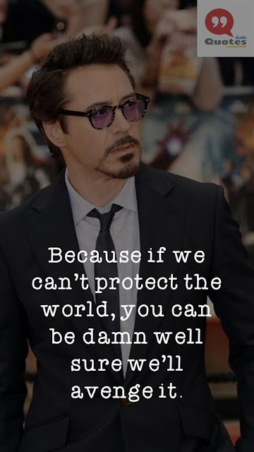 iron man quotes endgame