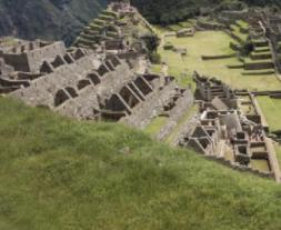 3. Machu Picchu adalah Kota Tersembunyi