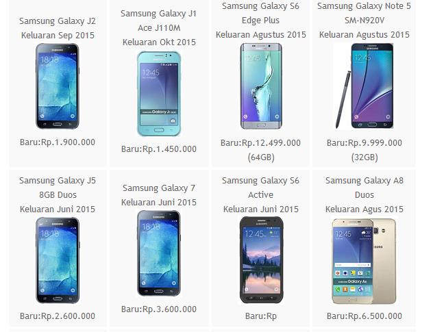 Contoh Advertisement Hp Samsung Rinatoh Download Gambar Online