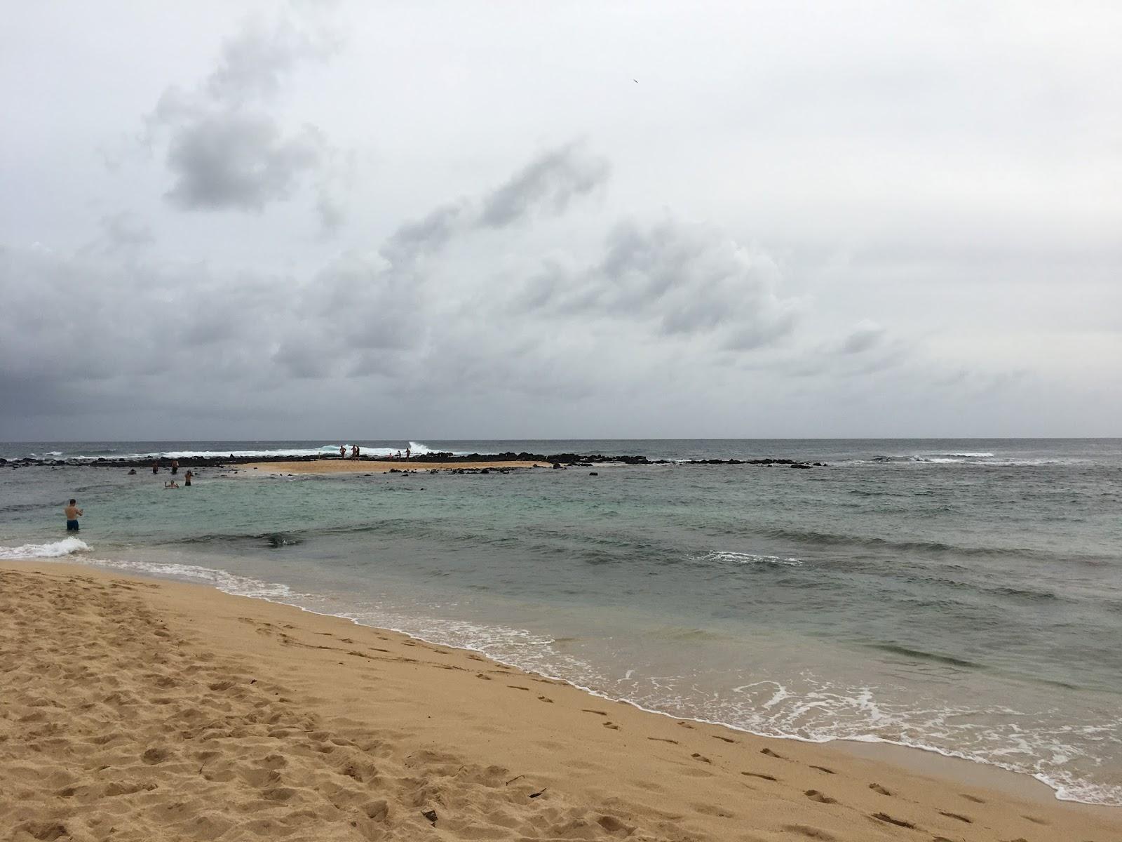 Kauai Poipu beach