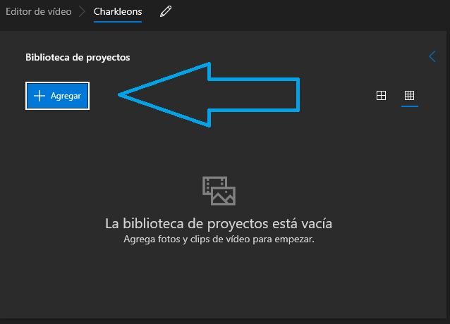 Cómo crear y editar videos con windows - Charkleons.com
