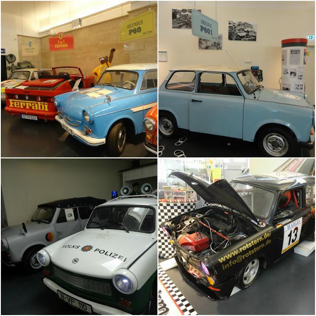 Berlim: 10 museus e exposições menos conhecidos -  Trabi Museum
