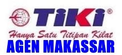 Daftar agen TIKI Makassar.