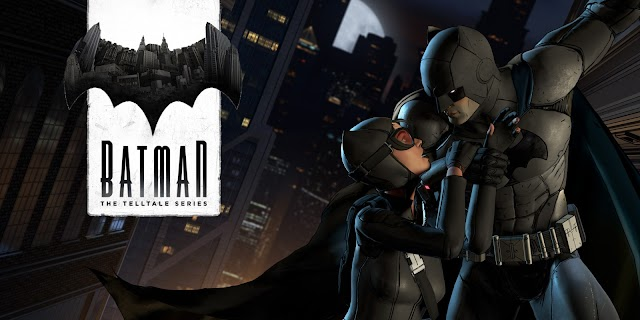 Batman The Telltale Series Torrent – Shadows Edition PC Download