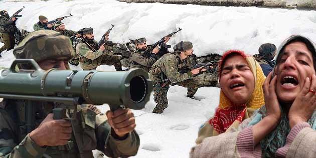 सेना ने कश्मीर में किया बड़ा धमाका, एक झटके में लगाए लाशों के ढेर, पत्थरबाजों में पसरा मातम