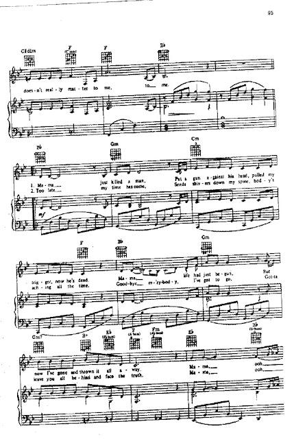 Piano Bohemian Rhapsody