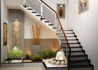 Under Stair Garden Ideas Home Interior Designs
