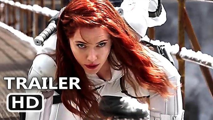Novo trailer de Viúva Negra é divulgado